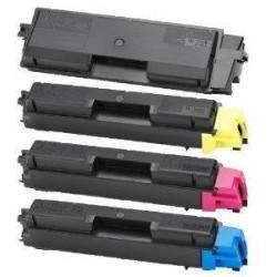 Ciano para Kyocera IMPRESSORA FS-C5150DN 2.8K TK-580C