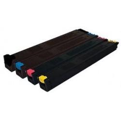 Yellow para Sharp Sharp MX-4112N,MX-5112N-18KMX51GTYA