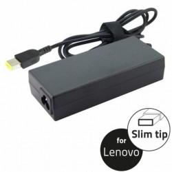 Notebook Adapter para Lenovo 20V 65W 3.25A, slim tip