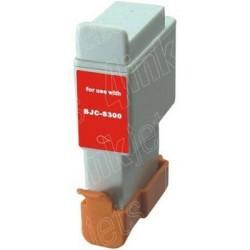 Compatível BJC 2000/2010/i250/i350-Preto BCI-21BK/BCI-24BK