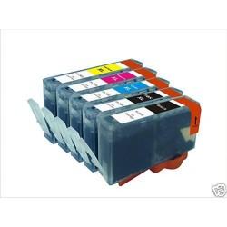 18ml Magente com chip para HP 5380,6380,5460,5324.CB324EE