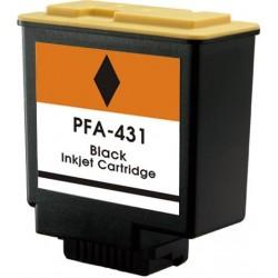 Tampa vermelha Reg preto para a Philips IPF 325/355/375 Fax
