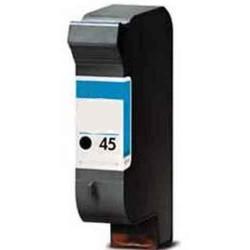42ML Reg preto Jet HP Desk 710C/720C/820C- 51645A 45