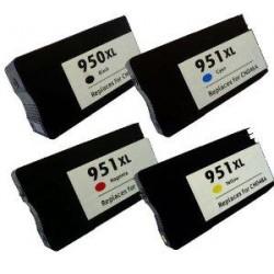 50ML Black para HP PRO8100.PRO8600E,PRO8600PLUS CN045AE