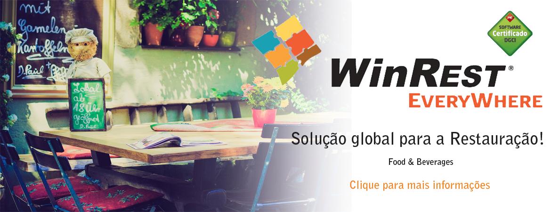 Software de gestão WinRest